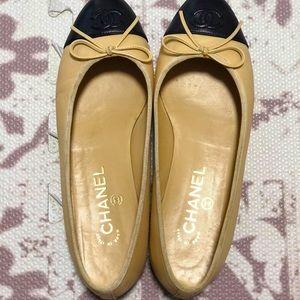 Chanel ballerina flats || Size 37.5